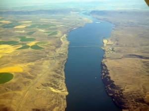 Columbia River/Wanapum Lake