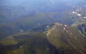 Montana-Idaho Border