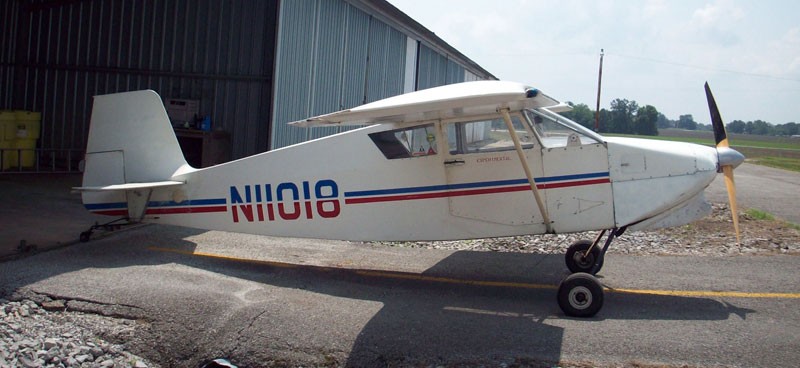 Wittman Tailwind For Sale On Barnstormers | Wittman Tailwind