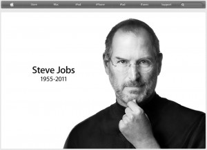 RIP Steve Jobs 1955-2011