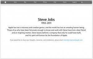 RIP Steve Jobs, I'll Miss You