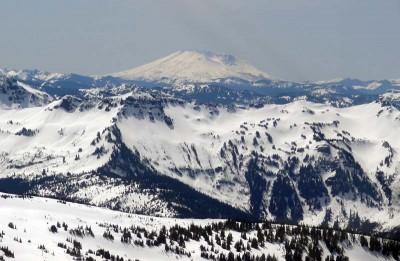 Mount St. Hellens