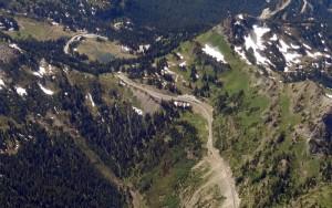 Chinook Pass and Tipsoo Lake
