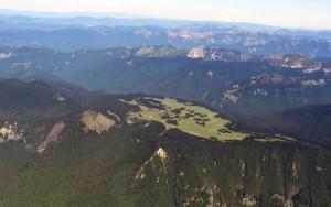 Scarface-Cold Basin, Mount Rainier