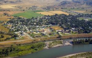 Little Montana Town